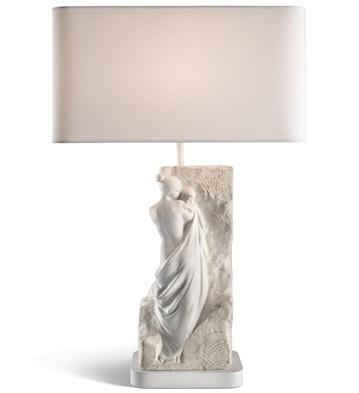Motherhood Mural - Lamp (us) Lladro Figurine