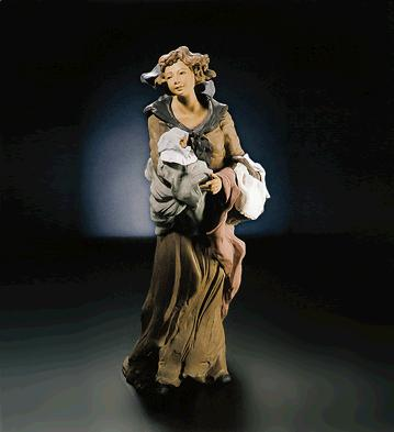 Motherly Love (l.e.) Lladro Figurine
