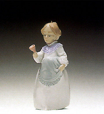 Mrs.claus Lladro Figurine