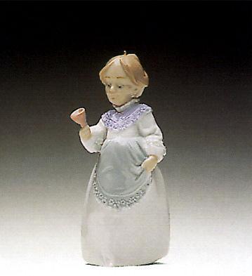 Mrs.claus Lladro Figurine