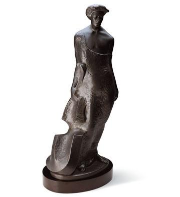 Muse (l.e.) (b) Lladro Figurine