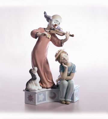 Music For A Dream Lladro Figurine
