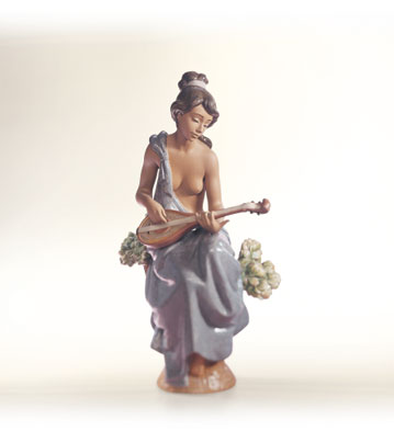 Music From My Heart Lladro Figurine