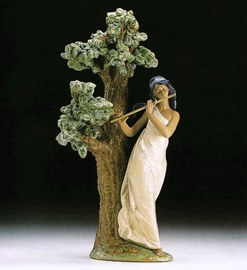 Musical Muse Lladro Figurine