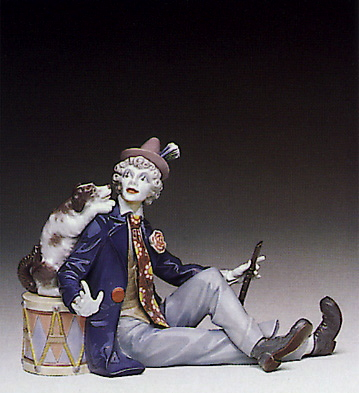Musical Partners Lladro Figurine