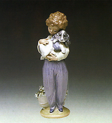 My Buddy Lladro Figurine