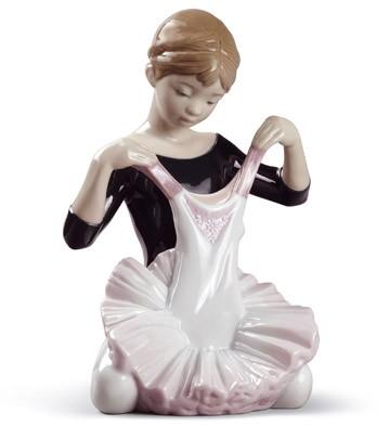 My Debut Dress Lladro Figurine