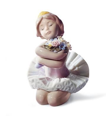 My Debut Lladro Figurine