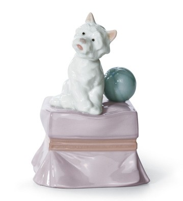 My Favorite Companion Lladro Figurine