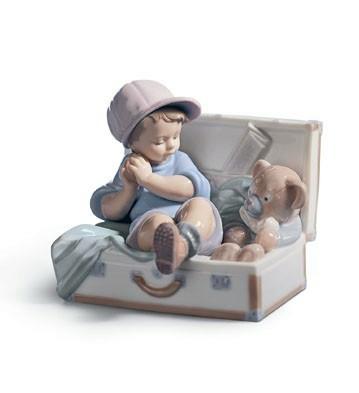 My Favourite Place Lladro Figurine