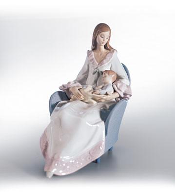 My Little Treasure Lladro Figurine