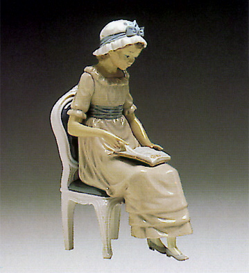 My Poems Lladro Figurine