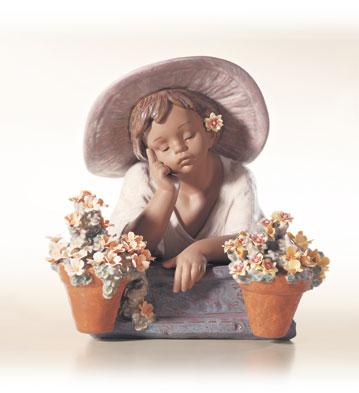 My Special Garden Lladro Figurine