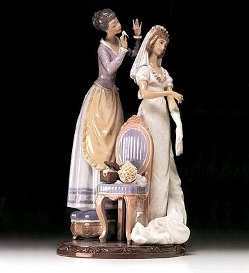 My Wedding Day Lladro Figurine