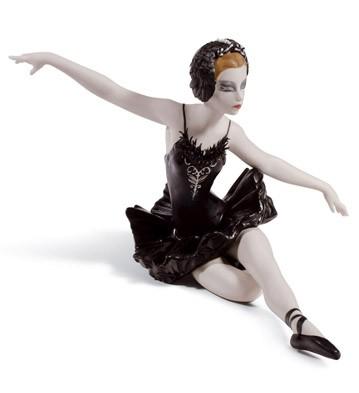 Mysterious Ballerina Lladro Figurine