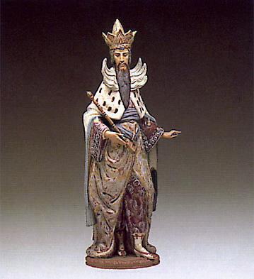 Mystical Joseph Lladro Figurine