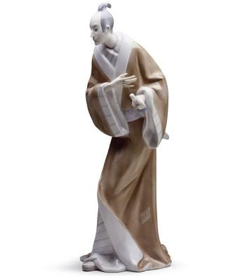 Nanki Poo Lladro Figurine