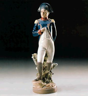 Napoleon Bonaparte (l.e.) Lladro Figurine
