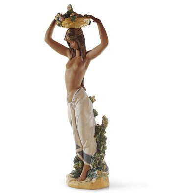 Native Lladro Figurine