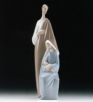 Nativity Lladro Figurine