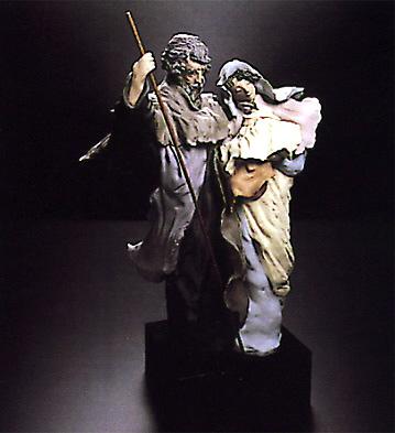 Nativity (b) Lladro Figurine