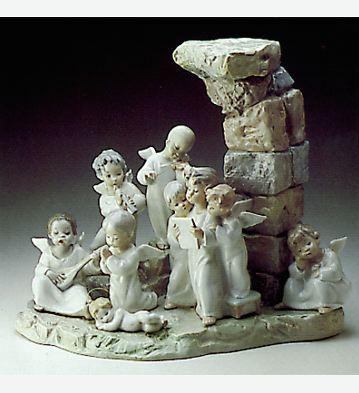 Nativity Chorus Lladro Figurine