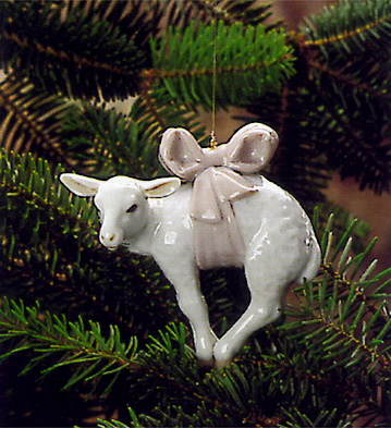 Nativity Lamb Lladro Figurine