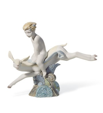 Natural Freedom Lladro Figurine