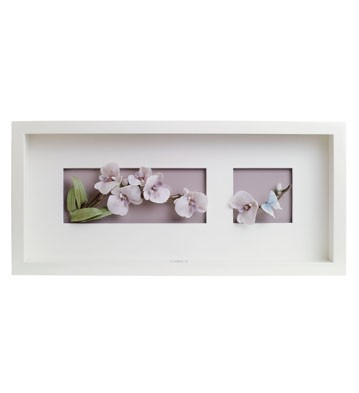Natural Orchids - Wall Art Lladro Figurine