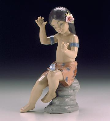 Natural Wonder Lladro Figurine