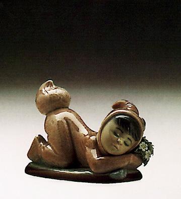 Nature Boy Lladro Figurine