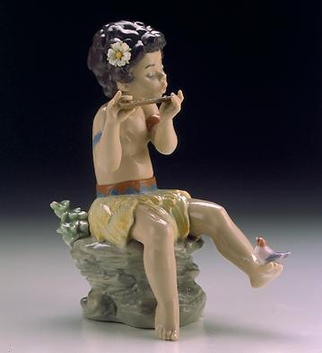 Nature's Song Lladro Figurine