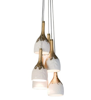 Naturo. 6 Lights - Lamp (us) Lladro Figurine