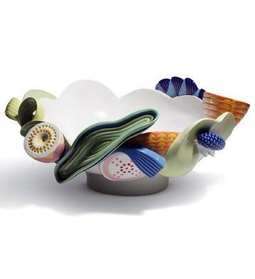 Naturo. -centerpiece (multicolor) Lladro Figurine