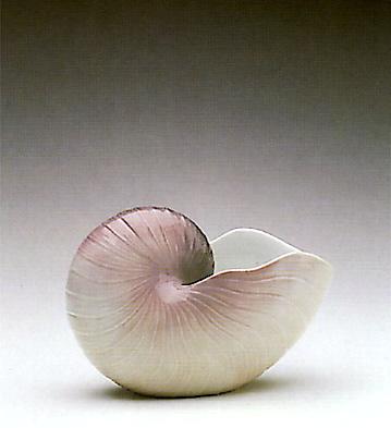 Nautolus Vase Lladro Figurine