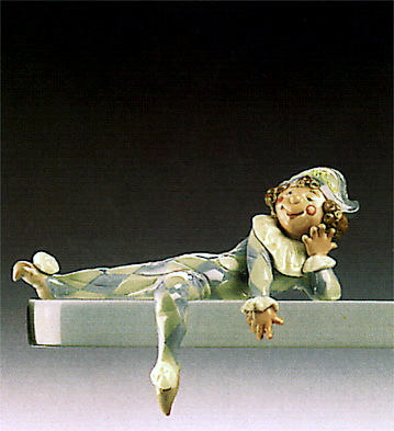 Neglected Lladro Figurine
