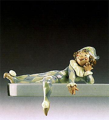 Neglected Lladro Figurine