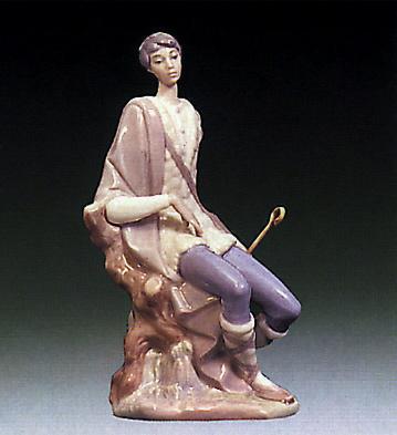 New Shepherd Lladro Figurine