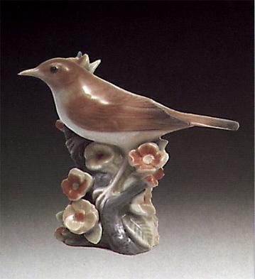 Nightingale Lladro Figurine