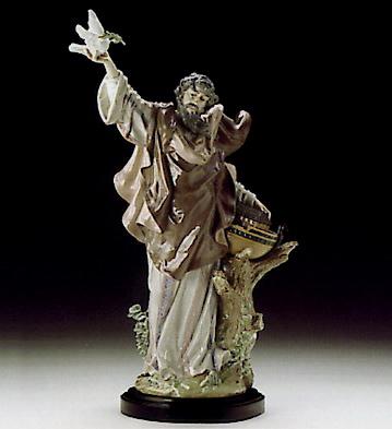 Noah (l.e.) (b) Lladro Figurine