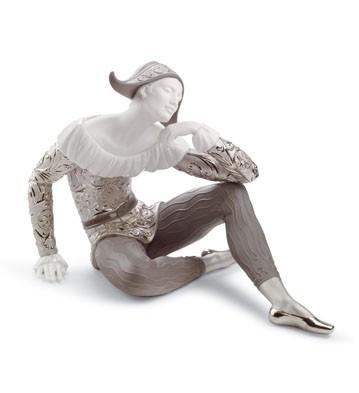 Nostalgia (re-deco) Lladro Figurine