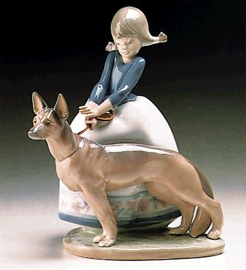 Not So Fast Lladro Figurine