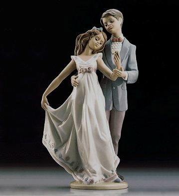 Now And Forever Lladro Figurine