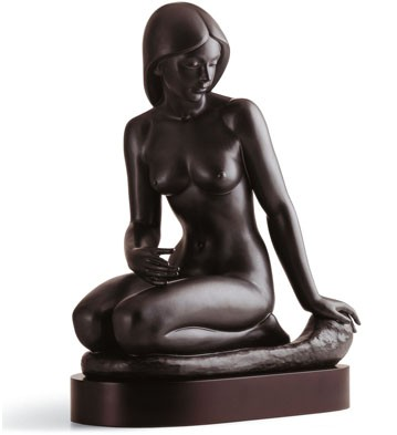 Nude Kneeling (l.e.) (b) Lladro Figurine