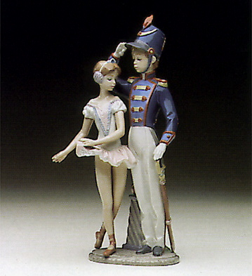 Nutcracker Suite Lladro Figurine