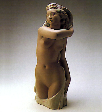 Nymph Nude Lladro Figurine