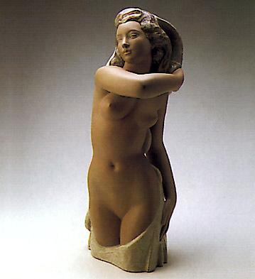 Nymph Nude Lladro Figurine