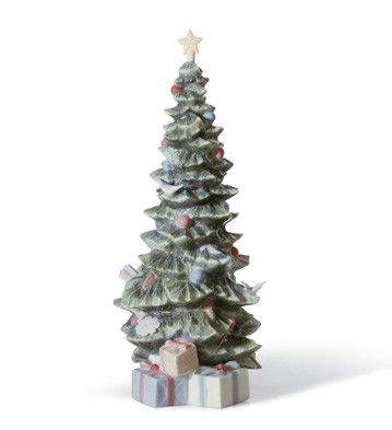 O Christmas Tree Lladro Figurine