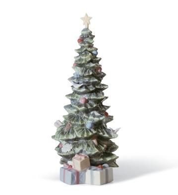 O Christmas Tree Lladro Figurine