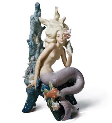 Ocean Beauty Lladro Figurine